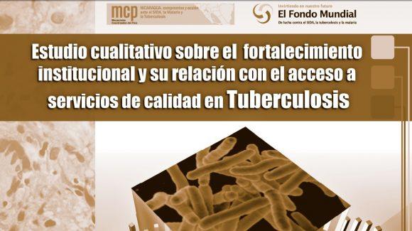 Fortalecimiento institucional TB