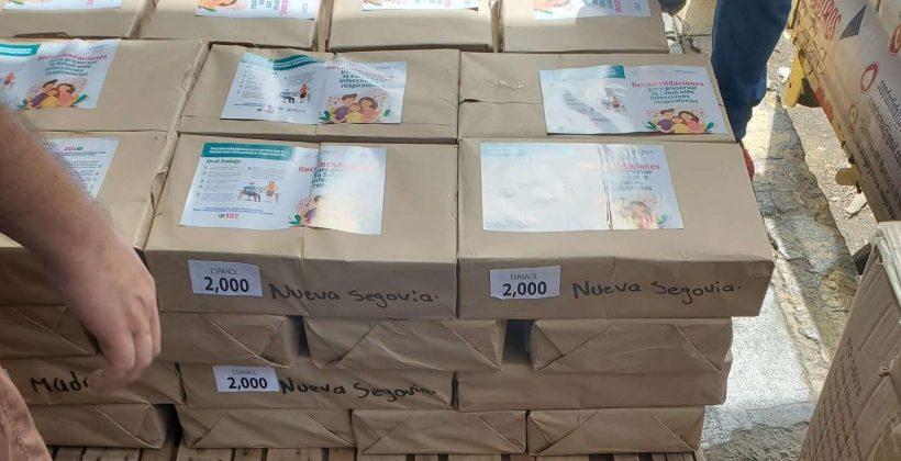 MCP coordina apoyo respuesta nacional pandemia COVID-19