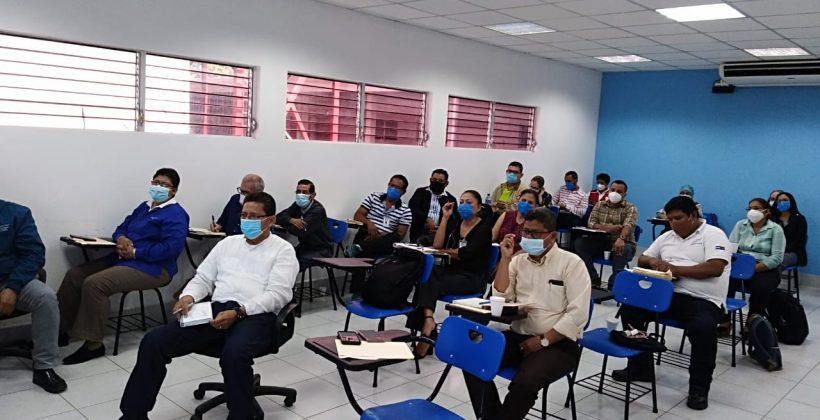 Sesión de evaluación remota del desempeño VIH y TB | Nicaragua