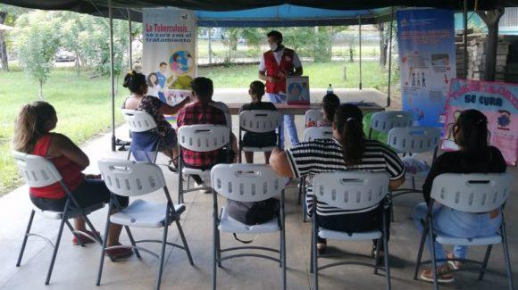 Fundación Damian fortalece la educación preventiva de la Tuberculosis