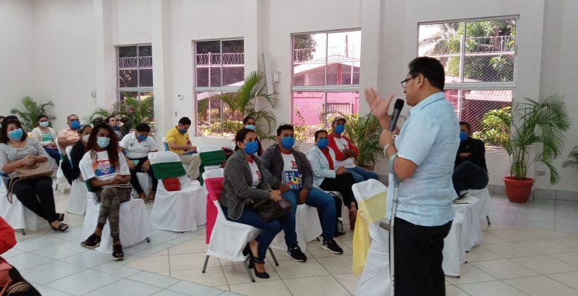 Capacitación promotores VIH – Primeros Auxilios Psicológicos | CONISIDA
