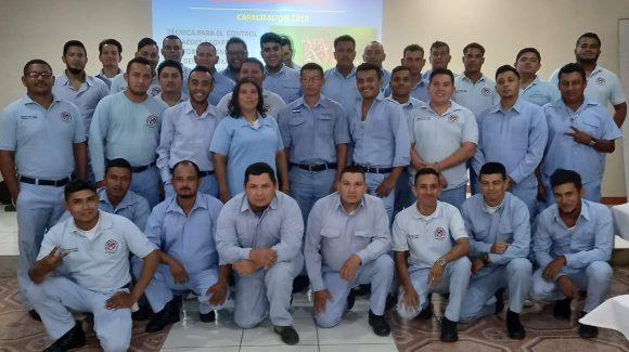 Diplomado de vectores para miembros de la unidad de Enfermedades de Transmisión Vectorial (ETV)   MINSA