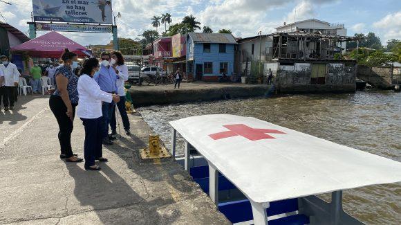 Entrega Medios Acuáticos Rehabilitados en Bluefields Caribe Sur | CRM19 Nicaragua