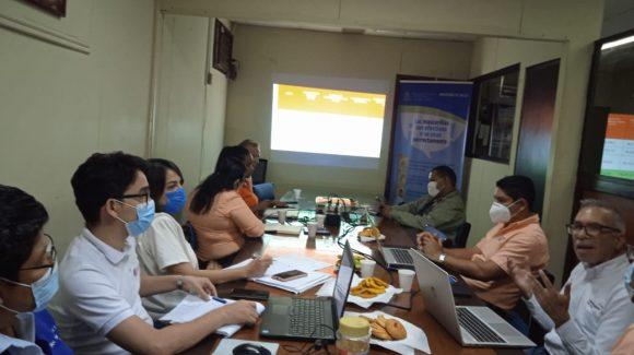 Análisis de desempeño proyectos con RP Nica Salud y World Vision
