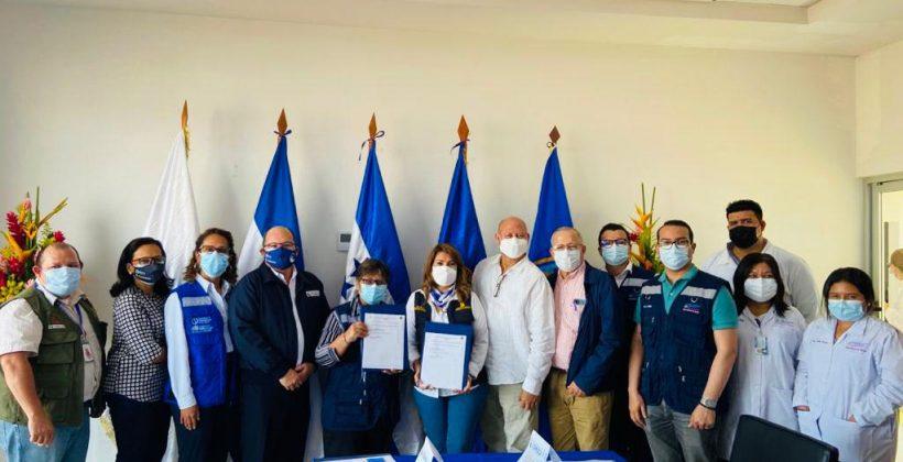 Nicaragua firma acuerdo binacional con Honduras para la eliminación de la Malaria